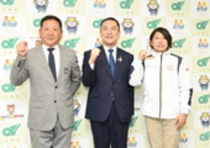 ラグビー パールズ「日本一目指す」 全国女子選手権へ