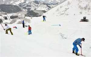 スノーボード 秋田のジュネス栗駒で全国規模の2大会