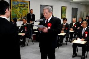 スポーツ功労者 佐賀県、16団体・個人を表彰