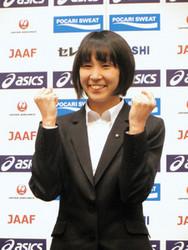 安藤初の代表に、井上も初、中本3度目 マラソン世界選手権