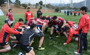 関西学生代表、ラグビー王国に挑む NZ初遠征