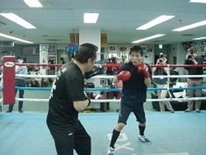 目指せ王座 ボクシング技巧派サウスポーの久保隼