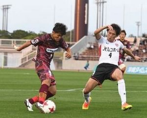J3琉球、ホーム開幕戦逆転負け 盛岡に1-2
