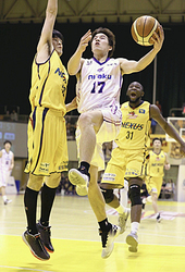バスケB2福島、リード守りきり4戦ぶり白星