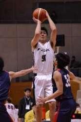 ALSOK、富士スバル初戦快勝 全日本クラブバスケット