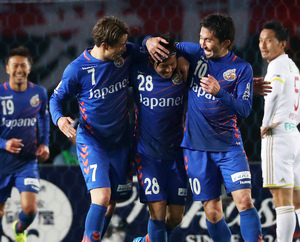 J2長崎2勝目、金沢に2-1