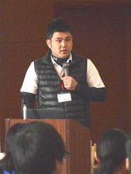 障害者スポーツ普及へ効果紹介 徳島市で講演・体験会