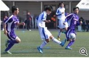 サッカー 甲信越静U-16開幕 静岡が連勝