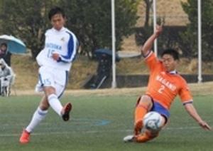 サッカー 甲信越静U-16 静岡、7度目優勝