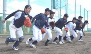 学生野球 4月初陣 聖隷クリストファー大