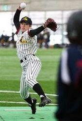 ソフトボール 秋田県選抜、目指せ上位 全日本中学生女子大会