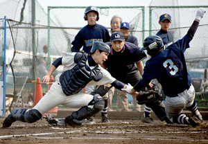 少年野球 浦和、連続優勝 リトルシニア春季関東大会代表決定戦