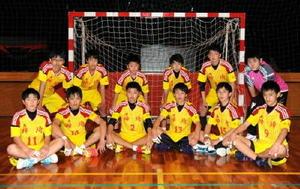 ハンドボール 全国中学選手権大会、26日開幕