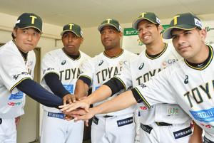 BCリーグ 富山、4外国人選手が入団