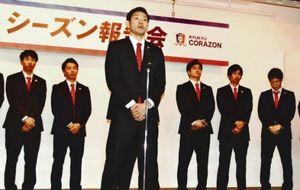 来季も頂点目指す ハンド琉球「応援に応えたい」