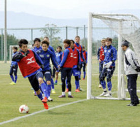 J2徳島、25日アウェー横浜FC戦