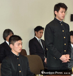 三沢出身者2人、アイスホッケー男子U18世界選手権出場