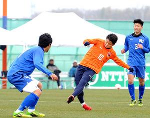 J1大宮、練習試合で神奈川大に快勝 ムルジャと大前得点