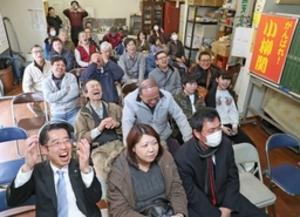 大相撲春場所、小柳の健闘たたえる 新潟北区でPV