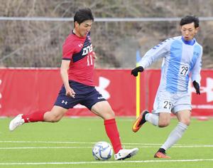 いわきFC『15発』発進 天皇杯サッカー福島県予選