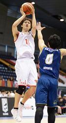 富山3連勝、横浜に80-60 バスケBリーグ1部