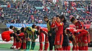 熊本地震で被災したJ2熊本、大分が九州ダービー