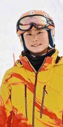 スキー 北翔大に進む水野愛菜さん 指導者へ けが克服