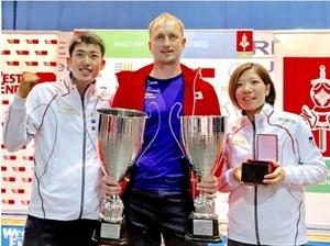 フェンシング 見延和靖が準優勝、世界ランク5位に 男女エペGP大会