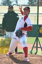 BCリーグ 信濃 新戦力2017 寺本悠真投手