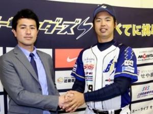 プロ野球 元阪神の井川が独立リーグの兵庫と契約