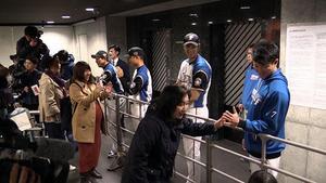 待ちわびた球春「次こそ勝利を」 日ハム2年連続開幕黒星