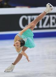 日本女子は平昌1減2枠 フィギュアスケート世界選手権