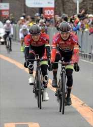 鈴木(宇都宮)7位 自転車ツール・ド・とちぎ第2ステージ