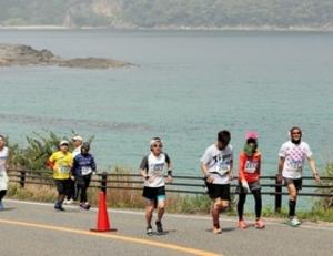 香住マラソンが全国100撰 満足度は全国5位!