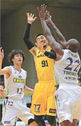 バスケB1仙台、逆転負け 2連勝ならず