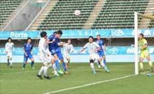 栃木ウーヴァ、終盤に決勝点 サッカー栃木トヨタカップ準決勝