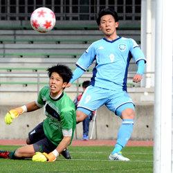 城西国際大、雪辱晴らし「自信に」 サッカー千葉県選手権