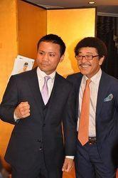 比嘉大吾、5月22日にボクシング世界戦