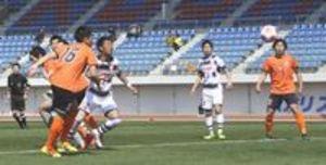 セレステ2年連続代表 サッカー・天皇杯徳島県代表決定戦