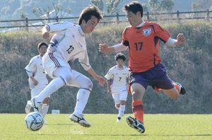 サッカー ウィダーフェスティバルU-16 高知で開幕