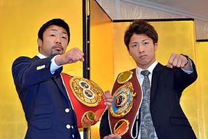 ボクシング 八重樫、5月21日王座統一戦 IBFライトフライ級