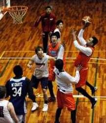 バスケBリーグ プレーオフ争い、負けられぬ広島