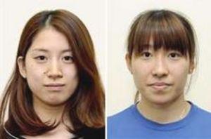 バドミントン 米元、田中組(北都銀)8位 女子世界ランキング