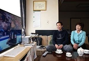 SC軽井沢ク五輪出場決定 両角兄弟の両親、活躍を願う