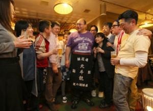 春場所で引退・函館出身の「北斗龍」丸山さん 故郷で笑顔の「千秋楽」