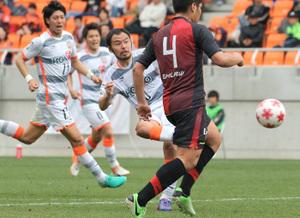 AC長野V3、天皇杯へ