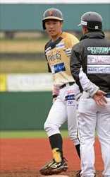「またここで試合できる」 佐野日大高卒の栃木GB・板倉寛樹主将、清原初陣に感慨
