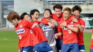 サッカー兵庫県選手権 B加古川が天皇杯サッカーへ
