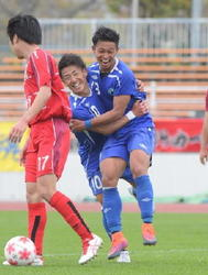 予選Vの佐賀大、天皇杯サッカー初戦はFC大阪と