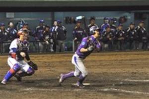 ヤマハ惜敗、東京ガスに4―6 社会人野球静岡大会決勝